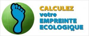 calculez Empreinte ecologique