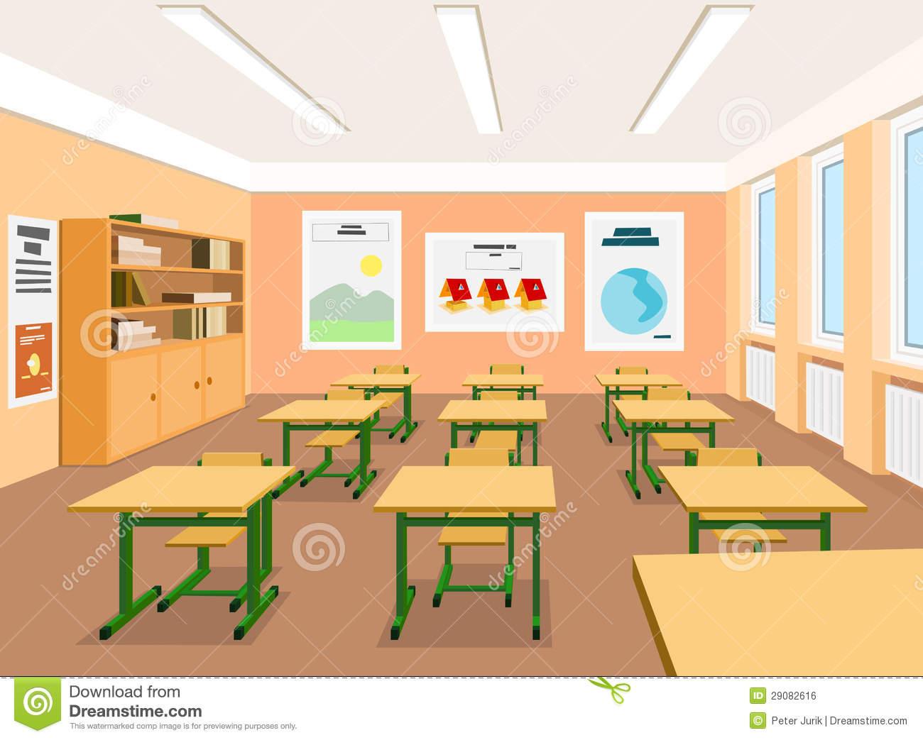 illustration-d-une-salle-de-classe-vide-29082616