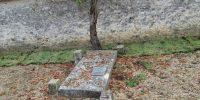 Abandon des produits phytosanitaires dans le cimetière