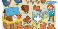 Renforcement des mesures de Biosécurité – lutter contre l'influenza aviaire dans les basses cours